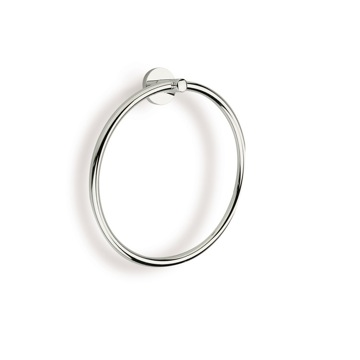 Round Chrome Towel Ring ME07-08