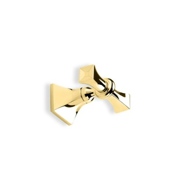 Gold Classic Brass Robe Hook