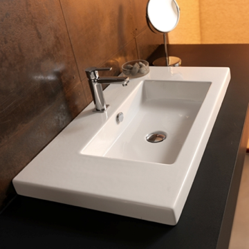 Bathroom Sink, Tecla CAN03011