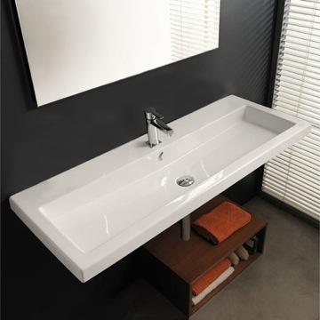 Bathroom Sink, Tecla CAN05011A