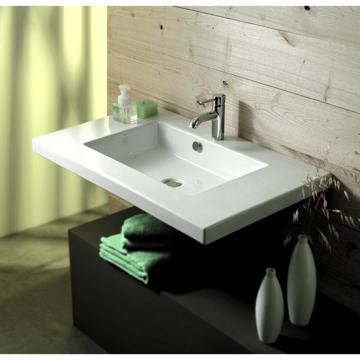 Bathroom Sink, Tecla MAR02011