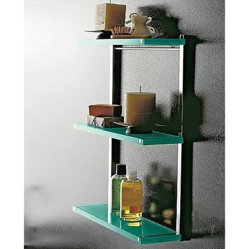 Bathroom Shelf Square Plexiglass Triple Bathroom Shelf 4543 Toscanaluce 4543