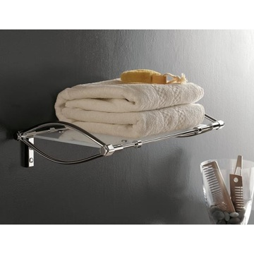 Bathroom Shelf Towel Rack or Towel Shelf 5560 Toscanaluce 5560