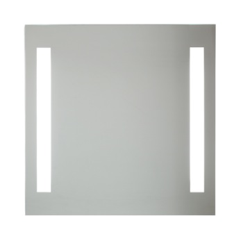 24 x 24 Inch Illuminated Vanity Mirror