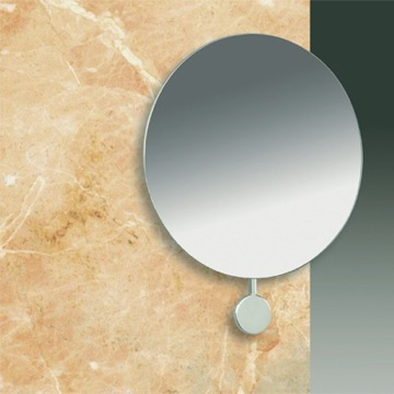 Makeup Mirror Chrome or Gold One Face 3x Magnifying Mirror 99060 Windisch 99060