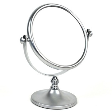 Double Face Brass 3x or 5x Magnifying Mirror