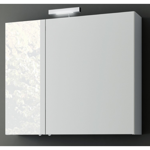 35 Inch Wall Mounted Medicine Cabinet with 2 Doors