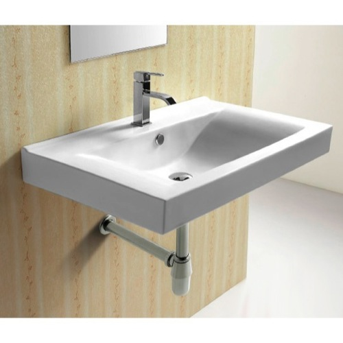 Ada+Wall+Mount+Bathroom+Sinks Sink, Caracalla CA4270B, Rectangular ...