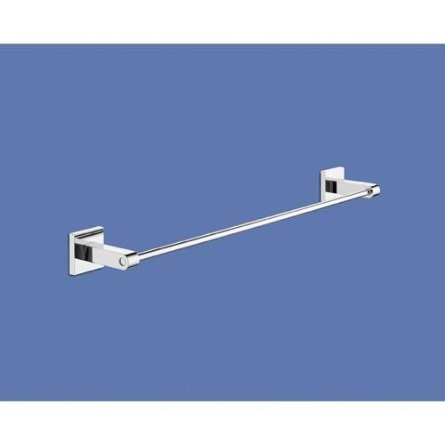 Towel Bar, Gedy 2821-45-13, 19 Inch Wall Mounted Bathroom Towel Bar 2821-45-13