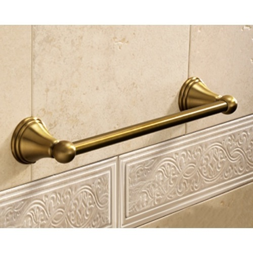 Classic-Style Bronze 14 Inch Towel Bar