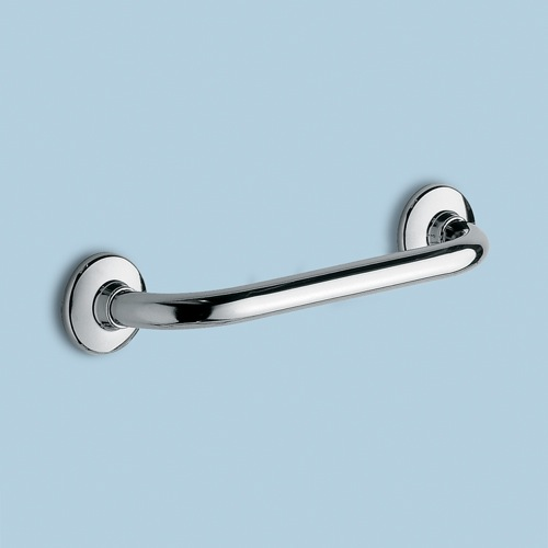 Rounded Chrome Grab Bar