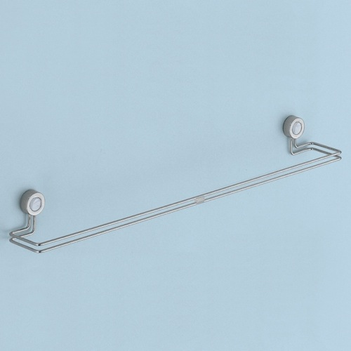 20 Inch Chrome Wall Mounted Towel Bar