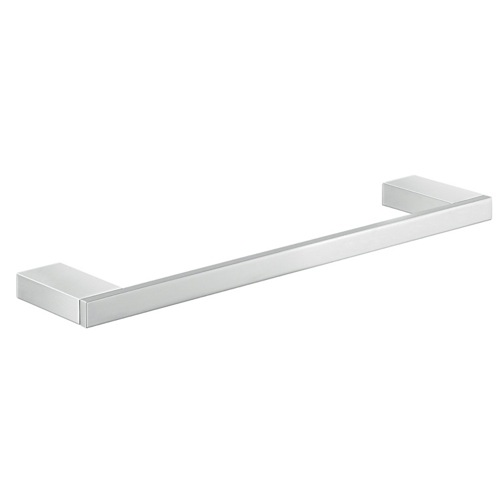 Wall Mounted 13 Inch Chrome Towel Bar