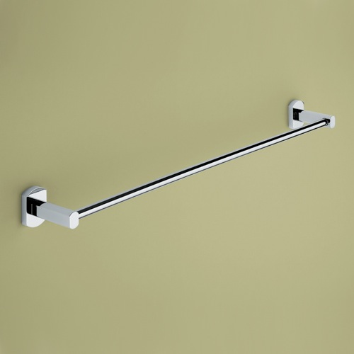 24 Inch Polished Chrome Towel Bar