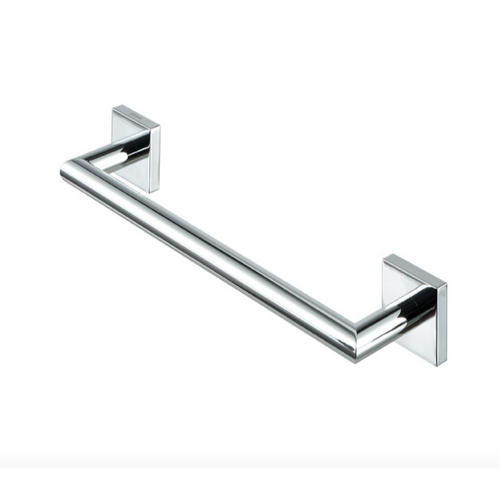 Chrome Brass Grab Bar