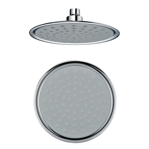 Shower Head, Ramon Soler US-RPN200, Stainless Steel ABS Rain Shower Head US-RPN200