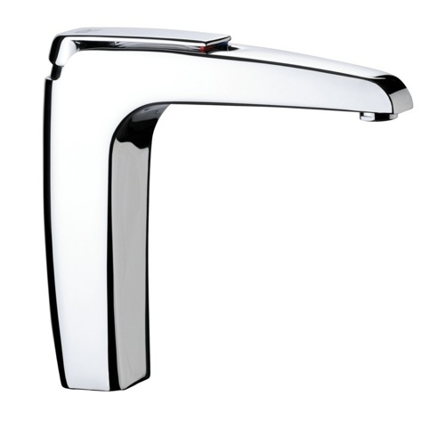 High Neck Single Lever Basin Mixer