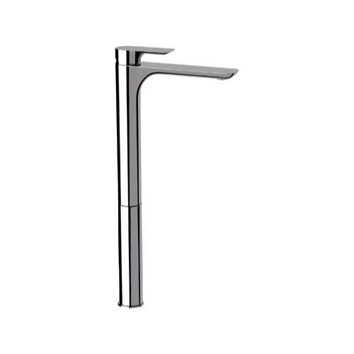 Chrome One Hole Bathroom Faucet