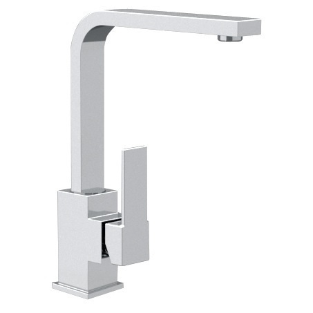 One Hole Sink Mixer with Movable Spout