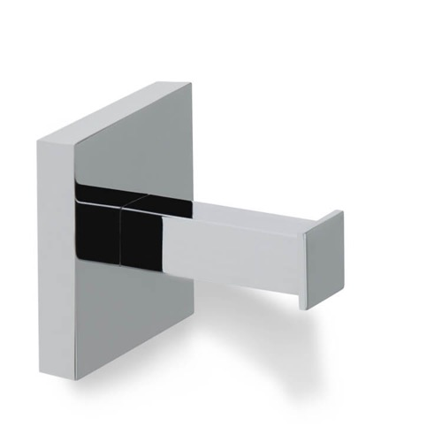 Contemporary Brass Robe Hook