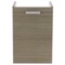 15 Inch Wall Mount Larch Canapa Bathroom Vanity Cabinet