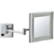 Square Wall Mounted LED Makeup Mirror