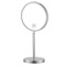 Double Sided Free Standing 3x Makeup Mirror