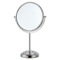 Double Face 3x Table Makeup Mirror