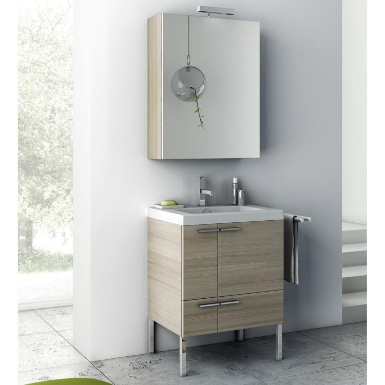 ACF ANS14 Bathroom Vanity, New Space - Nameek's