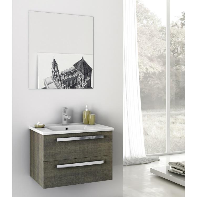 Acf da01 bathroom vanity dadila nameek 39 s for Bathroom vanities 28 inches wide