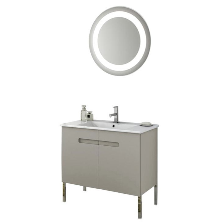 32 inch bathroom vanity set, acf ny50 - thebathoutlet 32 Inch Bathroom Vanity