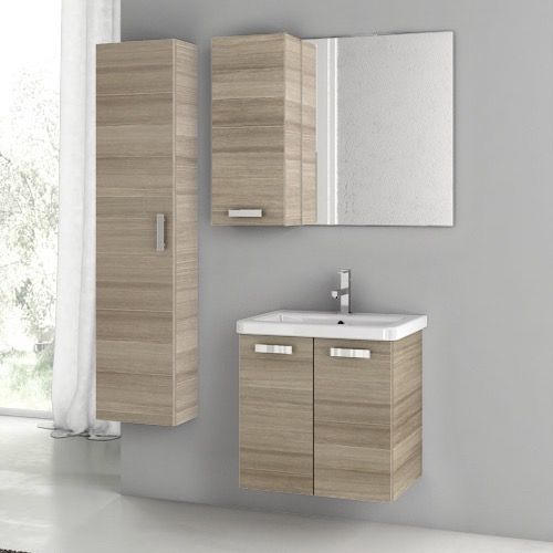 22 inch larch canapa bathroom vanity set, acf cp39 - thebathoutlet 22 Bathroom Vanity