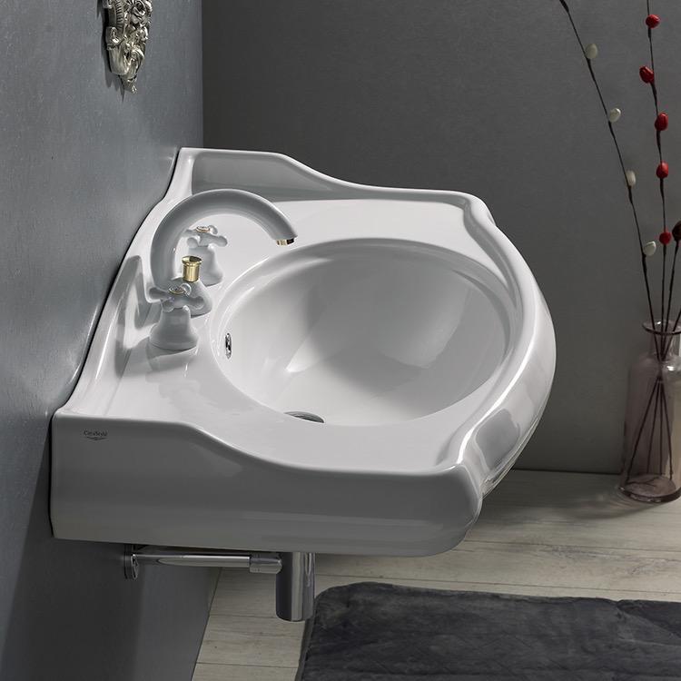 Cerastyle 030400 U Bathroom Sink 1837 Nameek S
