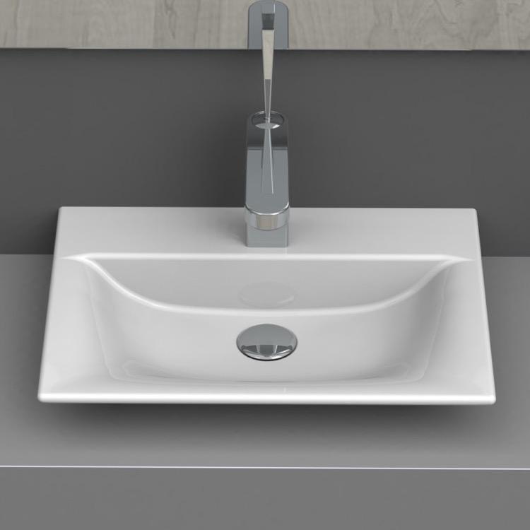 Cerastyle 031600 U Bathroom Sink Olinda Nameek S