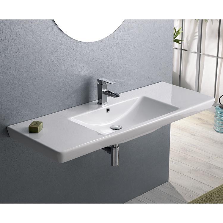 Cerastyle 068500 u bathroom sink porto nameek 39 s for Nameeks bathroom sinks