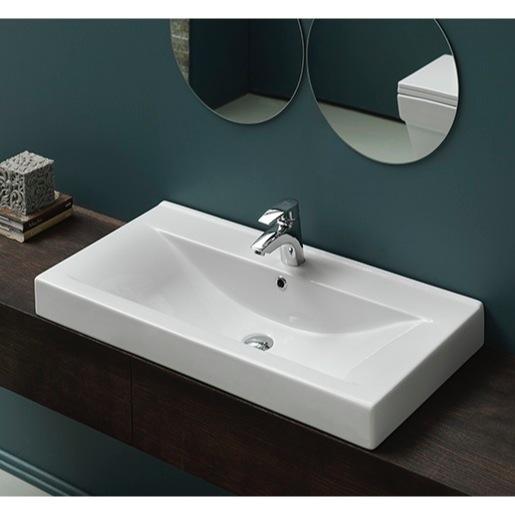 Cerastyle 064600 U Bathroom Sink Mona Nameek S