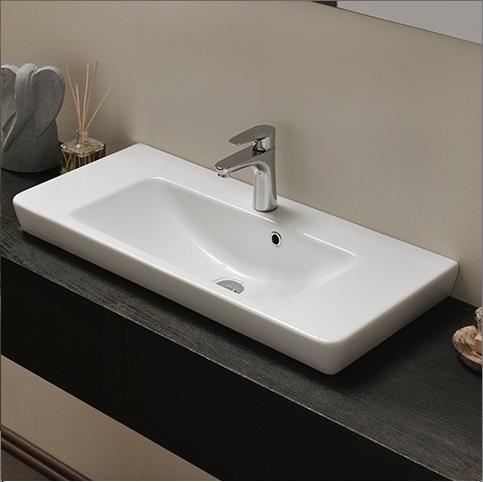 Cerastyle 068300 U Bathroom Sink Porto Nameek S