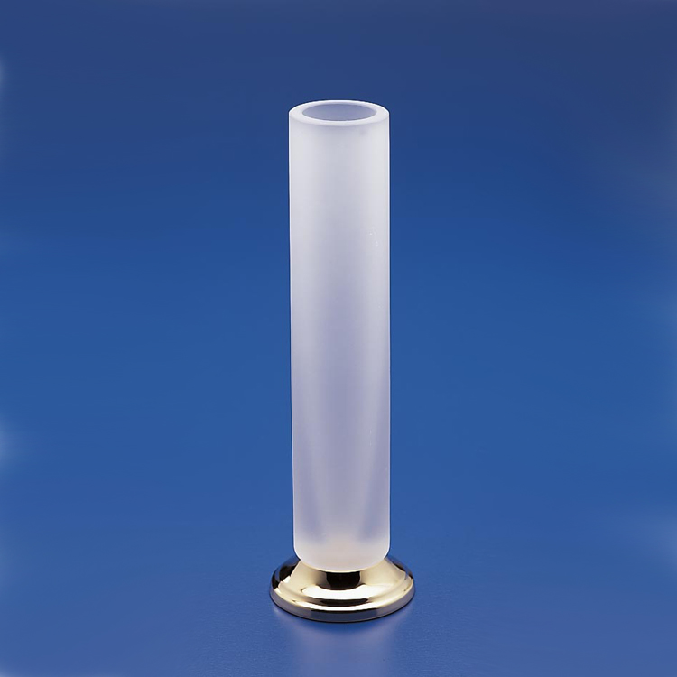 Bathroom Decor Vase : Windisch md by nameek s everyday tall frosted glass