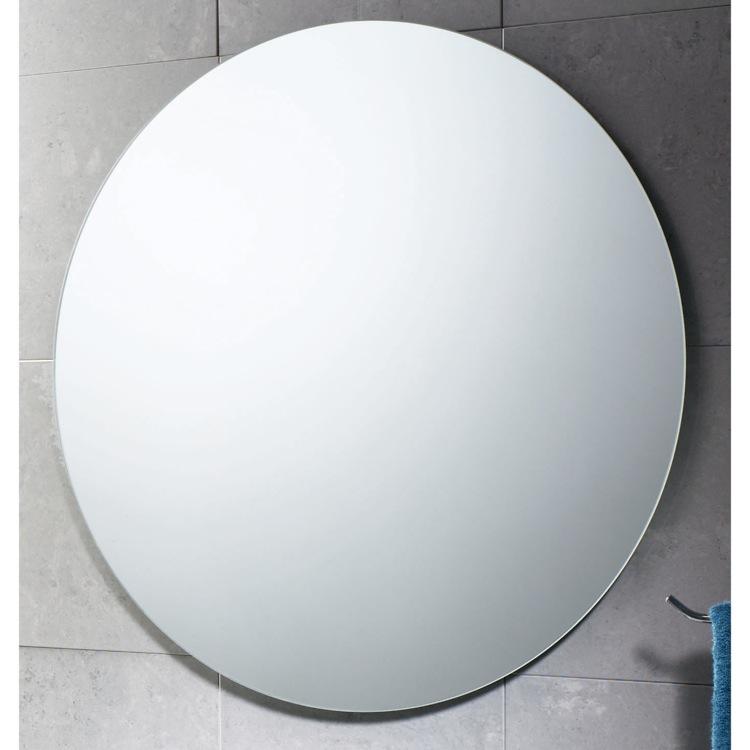 Bathroom Mirrors Round gedy 2520-13nameek's planet 26 x 26 inch round polished edge