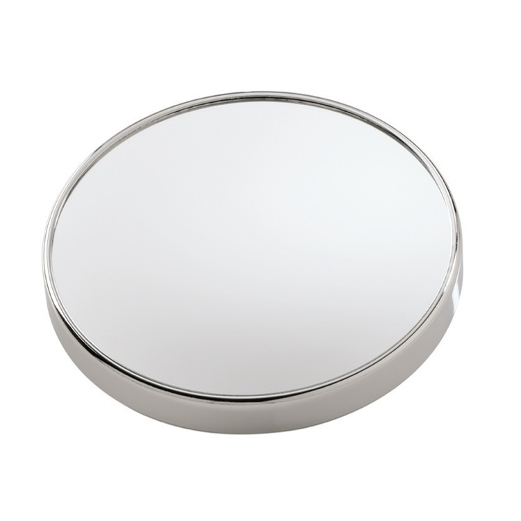 Makeup Mirror, Gedy CO2020-13, 3x Wall Mounted Magnifying Mirror with Suction Cups