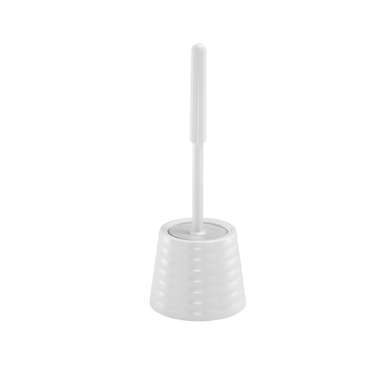 Toilet Brush, Gedy GL33-00, Decorative Toilet Brush Holder