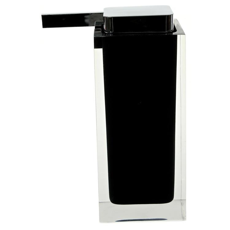 Square Countertop Soap Dispenser