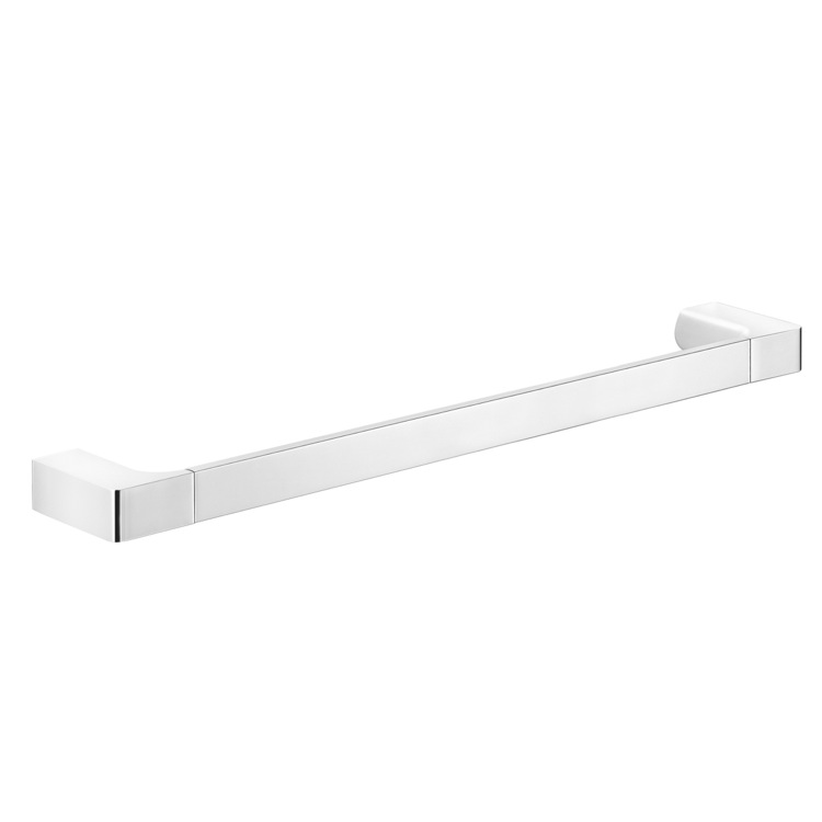 Towel Bar, Gedy PI21-45-13, 18 Inch Polished Chrome Towel Bar