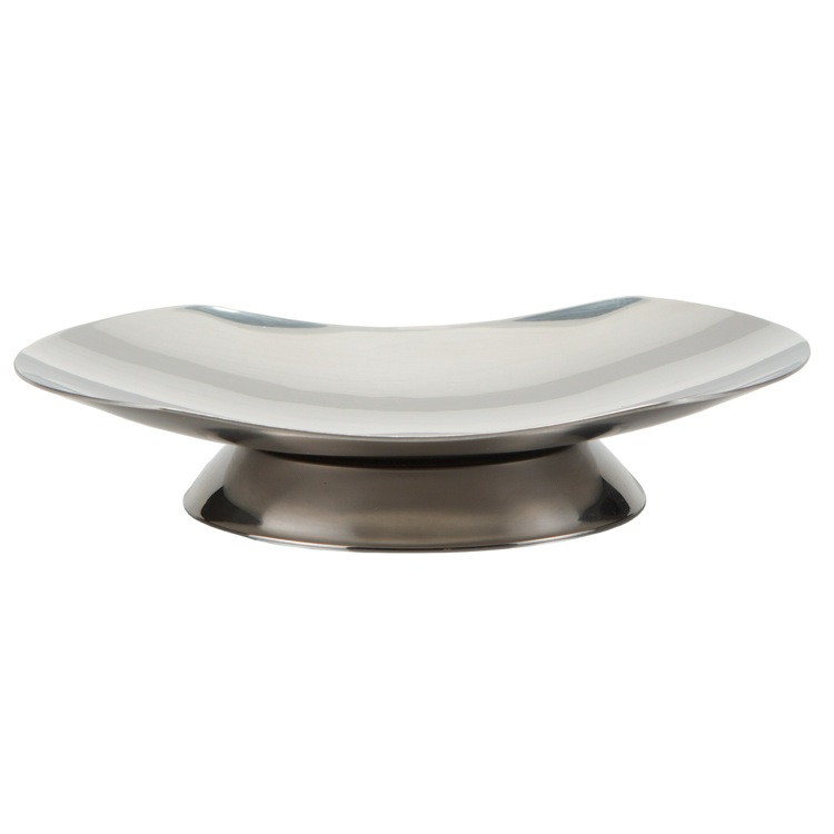 Soap Dish, Gedy PL11-13, Chrome Free Standing Soap Dish