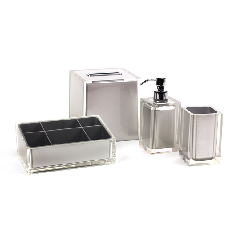 Bathroom Accessory Set Gedy Ra4002 73 In Thermoplastic Resins