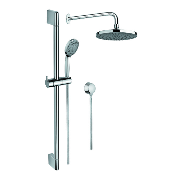 Gedy Thermostatic Shower Column.Gedy Sup1029 By Nameek S Superinox Chrome Shower Solution With Hand