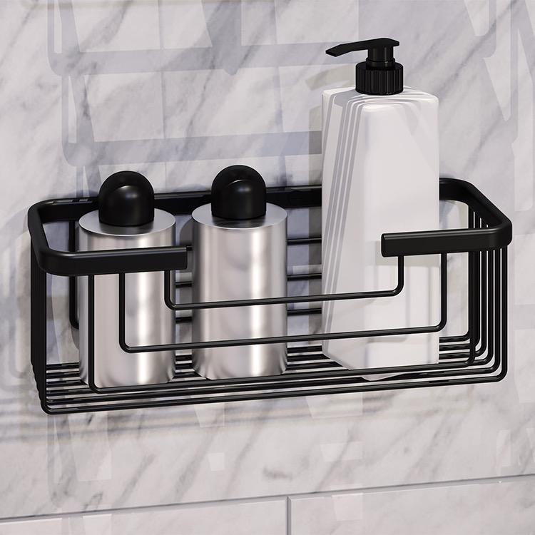 Gedy 2419b 14 By Nameek S Wire Set Of Matte Black Shower Baskets Thebathoutlet