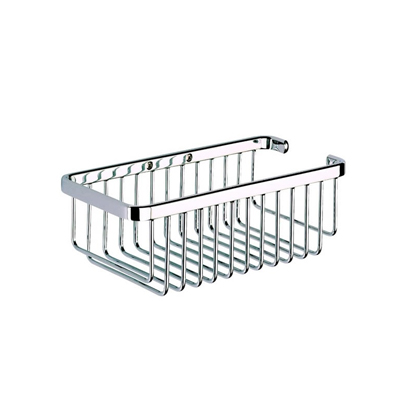 Shower Basket, Geesa 140, Chrome Shower Bottle/Sponge Holder