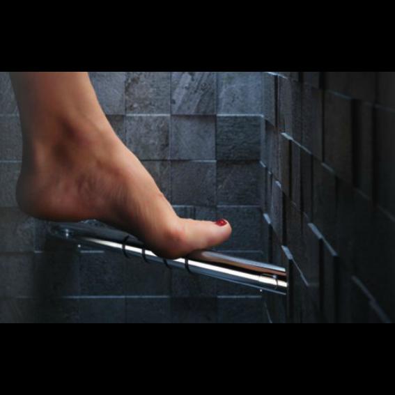 Corner Shower Foot Rest.Unique Corner Foot Rest For Shower
