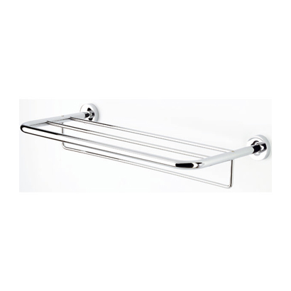 Geesa 5552 By Nameek\'s Luna Collection 24 Inch Chrome Towel Rack or ...